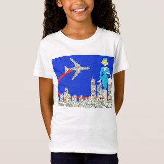 Retro Flight Attendant T-Shirt