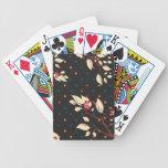 Retro Floral Card Decks