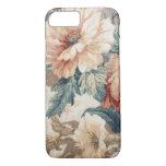 retro floral pattern iPhone 7 case