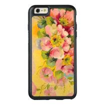 Retro Floral Pattern OtterBox iPhone 6/6s Plus Case