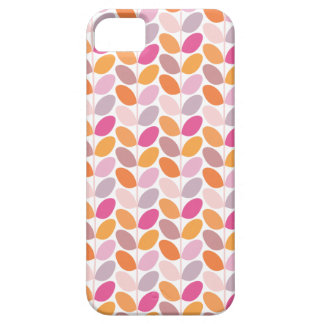 Retro Floral Patterned Case iPhone 5 Cover