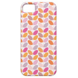 Retro Floral Patterned Case iPhone 5 Case