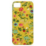 Retro Floral Print Case-Mate Tough™ iPhone 5 Case