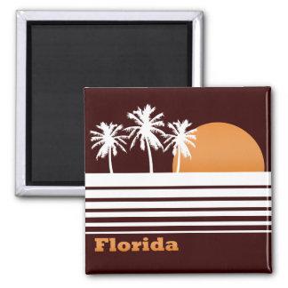 Retro Florida Magnet