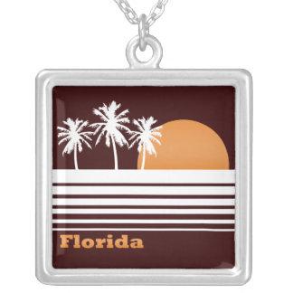 Retro Florida Necklace