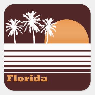 Retro Florida Stickers