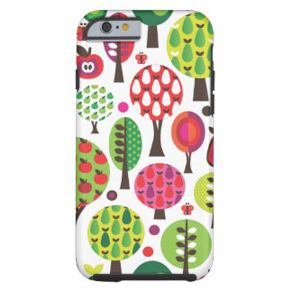 Retro flower butterfly pattern iPhone 6 case iPhone 6 Case