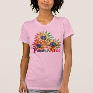 RETRO FLOWER GIRL CUTE T-Shirt