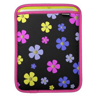 Retro Flower iPad Sleeve