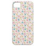 Retro Flowers iPhone 5 Cover