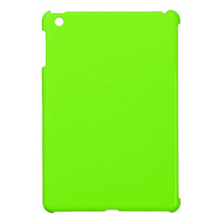 Retro Fluoro Lime-Green Collection iPad Mini Covers