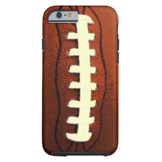 Retro Football Artwork Tough iPhone 6 Case