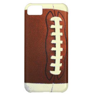 Retro Football iPhone 5C Cases