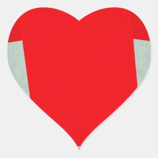 Retro Football Jersey Belgium Heart Sticker