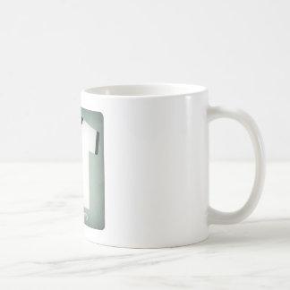 Retro Football Jersey Germany Coffee Mug