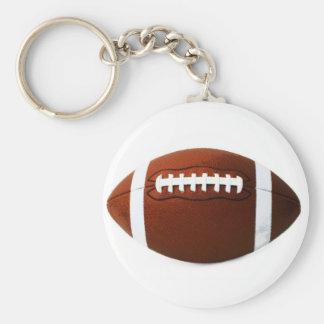 Retro Football Keychain