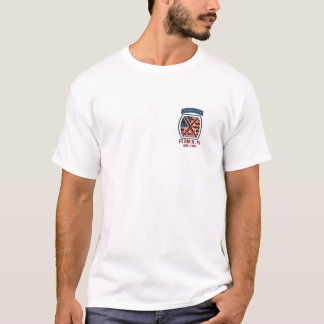 Retro Fort Drum NY 10th Mountain Division T-Shirt