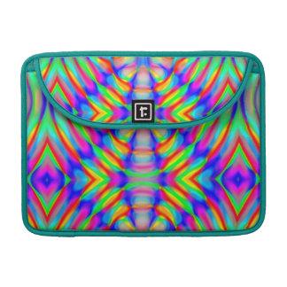 retro,fractal,kaleidoscope,psychedelic,PSYCHEDELIA MacBook Pro Sleeve