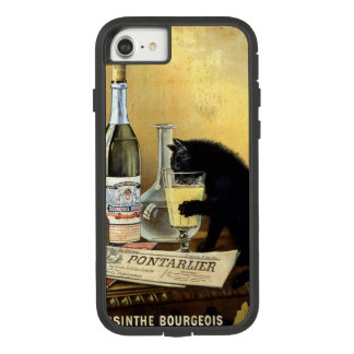 """Retro french poster """"absinthe bourgeois"""" Case-Mate tough extreme iPhone 8/7 case"""
