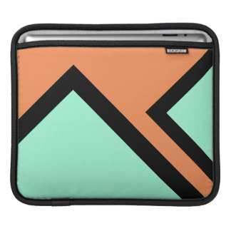 Retro Frenchy iPad Sleeve