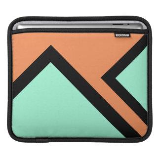 Retro Frenchy iPad Sleeve