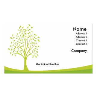 Retro Fresh Business Cards