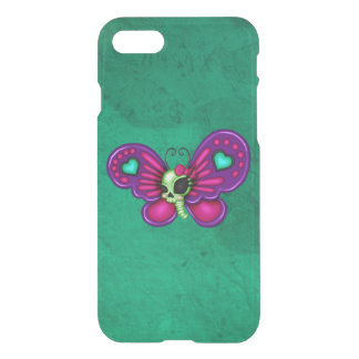 Retro Fun Zombie Butterfly iPhone 8/7 Case