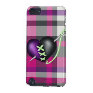 Retro Fun Zombie Heart iPod Touch (5th Generation) Cases
