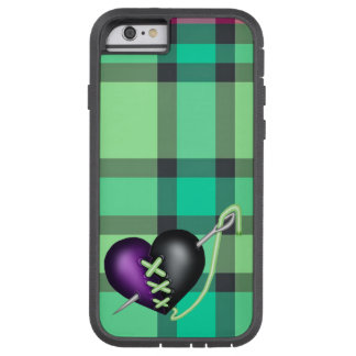 Retro Fun Zombie Heart Tough Xtreme iPhone 6 Case