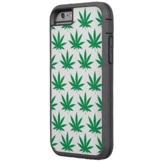 Retro Funny Pot Leaf Pattern Tough Xtreme iPhone 6 Case
