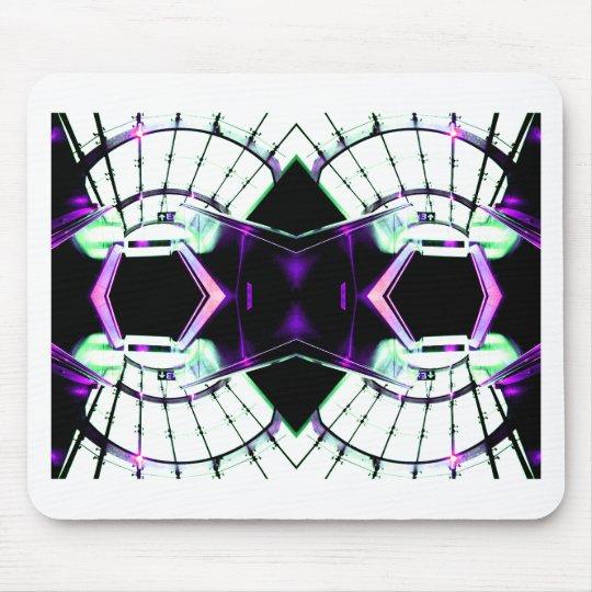 Retro Futurism Space Age Fantasy - CricketDiane Mouse Pad