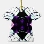 Retro Futurism Space Age Fantasy - CricketDiane Christmas Tree Ornament