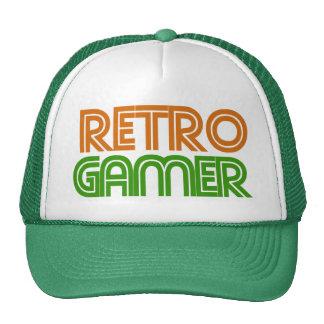 Retro Gamer Geek Trucker Hat