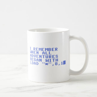 retro gamer humor coffee mug