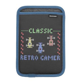 Retro Gamer Racing iPad Mini Sleeve