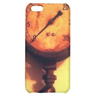 retro gauge iPhone 5C cases