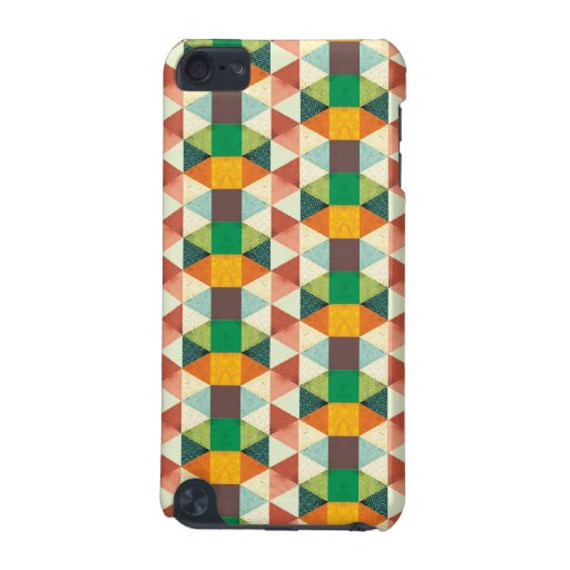 Retro Geo Metric iPod Touch 5G Cover
