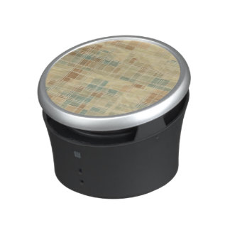 Retro geometric pattern 2 speaker