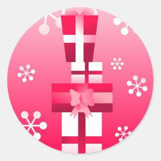 Retro Gifts Classic Round Sticker
