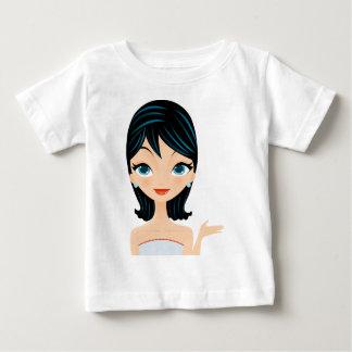Retro Girl Infant T-shirt