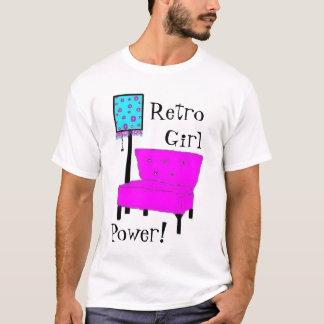 Retro Girl Power T-Shirt