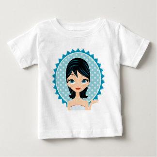 Retro Girl Tee Shirt
