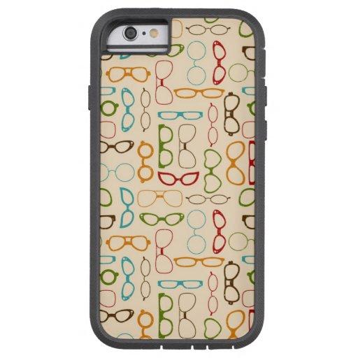 Retro glasses iPhone 6 case
