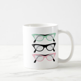 Retro Glasses Coffee Mug
