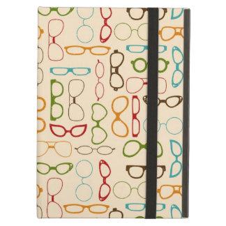Retro glasses iPad air covers
