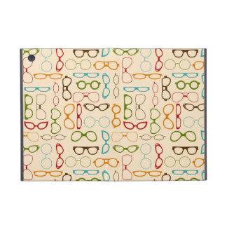 Retro glasses cover for iPad mini