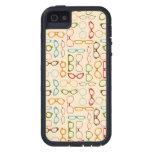 Retro glasses iPhone 5 case