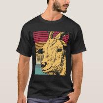 Retro goat T-Shirt