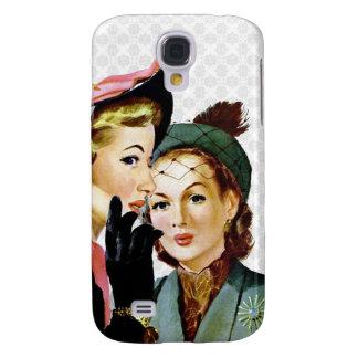 Retro Gossip Galaxy S4 Cover