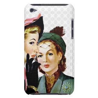 Retro Gossip iPod Case-Mate Case